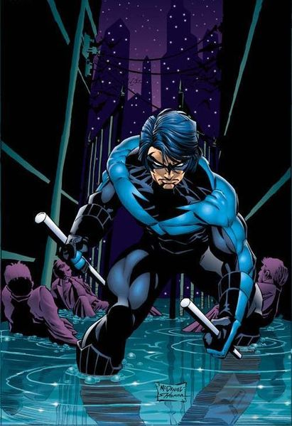 Nightwing One in List Famous Superheroes
