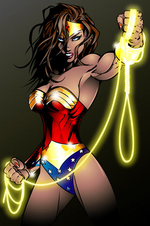 woman fav girl superhero