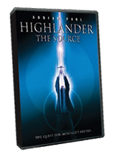Win the Highlander: The Source Prize Pack