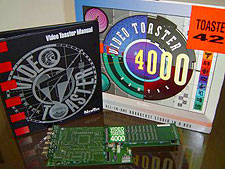 NewTek Video Toaster 4000
