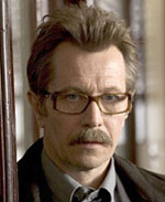 Gary Oldman as Commissioner James Gordon