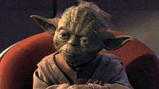 CGI Yoda