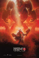 Exclusive NYCC Hellboy II: The Golden Army movie poster