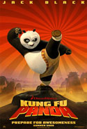 Kungfu Panda movie poster