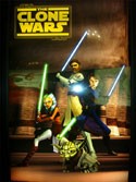 Star Wars: The Clone Wars movie poster
