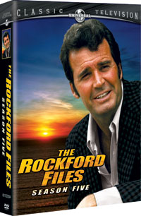 The Rockford Files-Season Five DVD