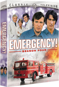 Emergency! Season 4 DVD