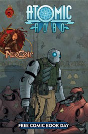 Atomic Robo, Free Comic Book Day Edition