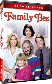 Family Ties Season 3 DVD