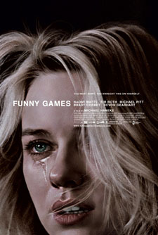 Funny Games movie poster (2008)