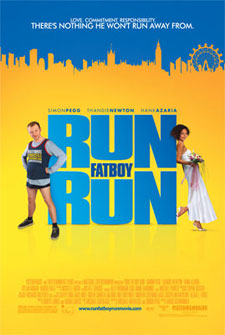 Run Fatboy Run movie poster