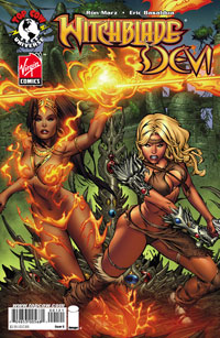 Witchblade/Devi #1