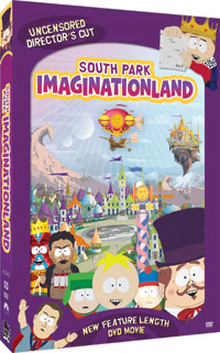 South Park Imaginationland DVD
