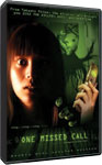 One Missed Call (2003) DVD