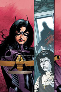 Huntress Year One #1