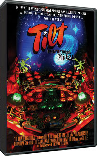 Tilt, The Battle to Save Pinball