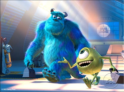 monsters inc boo. Boo Monsters Inc Most of the