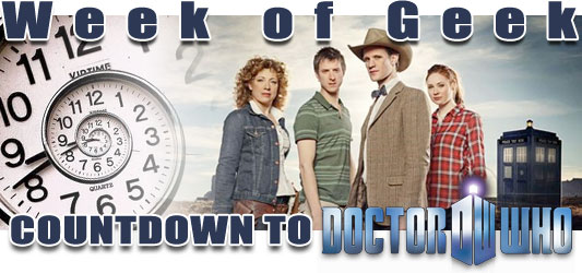 Countdown to Doctor Who