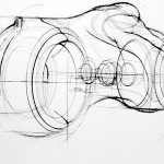 Tron Legacy Viral Campaign: Concept Art for the Next Generation LightCycle 03