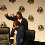 William Shatner Leonard Nimoy DragonCon 2009