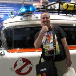 SDCC 2010: Preview Night: The Ghostbusters Wagon with value added Henchman21