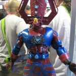 SDCC 2010: Preview Night: Comic Con Exclusive Galactus Statue