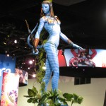 SDCC 2010: Preview Night: Avatar Neytiri Statue from Gentle Giant