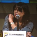 SDCC 2010: Battle Los Angeles panel: Michelle Rodriguez