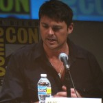 SDCC 2010: Summit Entertainments RED panel: Karl Urban 02