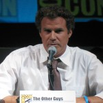 SDCC 2010: The Other Guys panel: Will Ferrell 03