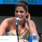 SDCC 2010: The Other Guys panel: Eva Mendes