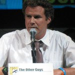 SDCC 2010: The Other Guys panel: Will Ferrell 06