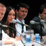 SDCC 2010: Priest panel: Paul Bettany, Maggie Q, Karl Urban, Stephen Moyer, Cam Gigandet, and Genndy Tartakovsky