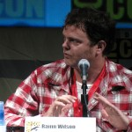 SDCC 2010: Super Panel: Rainn Wilson