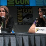 SDCC 2010: Super Panel: Ellen Page and Liv Tyler 02