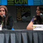 SDCC 2010: Super Panel: Ellen Page and Liv Tyler