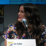 SDCC 2010: Super Panel: Liv Tyler 14
