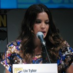 SDCC 2010: Super Panel: Liv Tyler 13