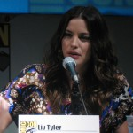 SDCC 2010: Super Panel: Liv Tyler 12