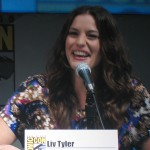 SDCC 2010: Super Panel: Liv Tyler 11