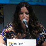 SDCC 2010: Super Panel: Liv Tyler 07