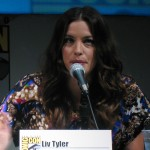SDCC 2010: Super Panel: Liv Tyler 06