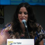 SDCC 2010: Super Panel: Liv Tyler 05