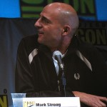 SDCC 2010: Green Lantern Panel: Mark Strong 02