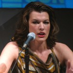 SDCC 2010: Resident Evil: Afterlife panel: Milla Jovovich
