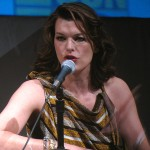 SDCC 2010: Resident Evil: Afterlife panel: Milla Jovovich 04