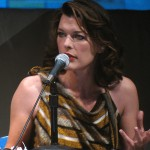 SDCC 2010: Resident Evil: Afterlife panel: Milla Jovovich 08