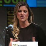 SDCC 2010: Resident Evil: Afterlife panel: Ali Larter 04