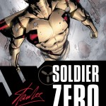 Boom Studios: Stan Lees Soldier Zero #1 Preview Page, Cover version 1