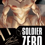 Boom Studios: Stan Lees Soldier Zero #1 Preview Page, Cover version 3